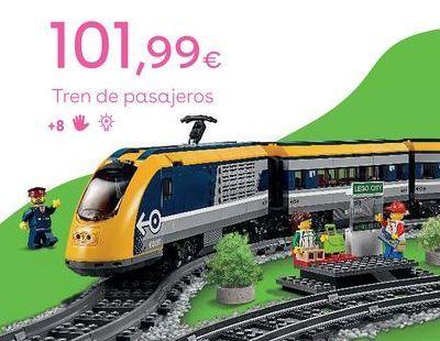Oferta de Juguetes LEGO por 101,99€