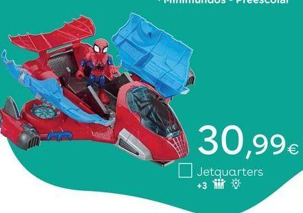 Oferta de Juguetes Spiderman por 30,99€
