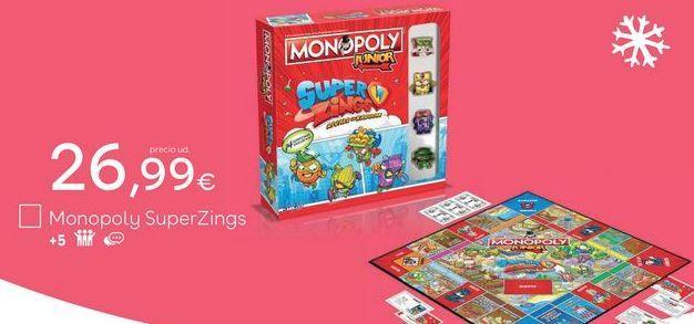Oferta de Monopoly por 26,99€