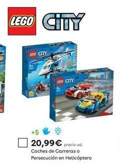 Oferta de Juguetes LEGO por 20,99€