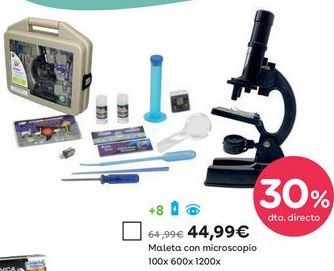 Oferta de Microscopio por 44,99€