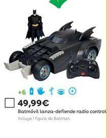 Oferta de Figuras de acción Batman por 49,99€