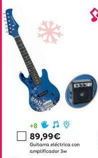Oferta de Guitarra eléctrica por 89,99€