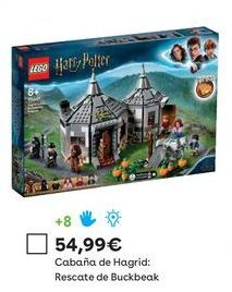 Oferta de Juguetes LEGO por 54,99€
