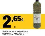 Oferta de Aceite de oliva virgen extra por 2,65€