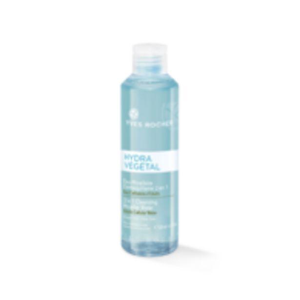 Oferta de Agua Micelar Desmaquillante 2 en 1 por 3,96€
