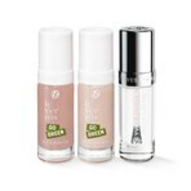 Oferta de Kit Esmalte de Uñas + Top Coat #2 por 12,55€