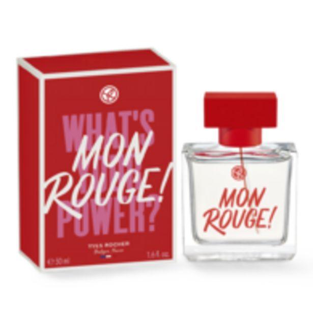 Oferta de Mon rouge - Eau de Parfum 50ml por 21€