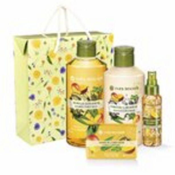 Oferta de Ideas RegaloKit Caja Verde + Plaisir Nature Mango & Cilantro por 15,95€