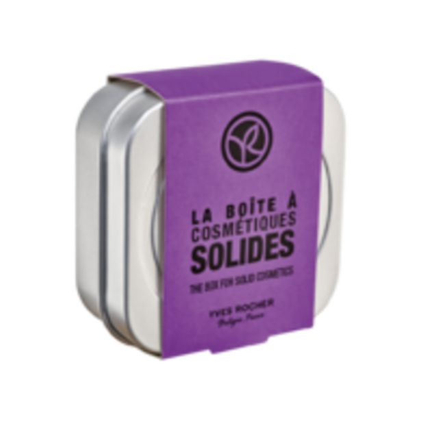 Oferta de Caja Reutilizable para Cosméticos Sólidos por 4,95€