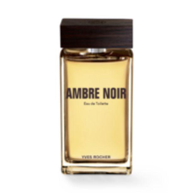 Oferta de Eau de Toilette Ambre Noir - 100 ml por 25,5€