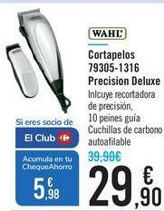 Oferta de Cortapelos 79305-1316 Precision Deluxe  por 29,9€