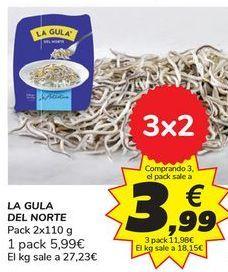 Oferta de La GULA DEL NORTE por 5,99€