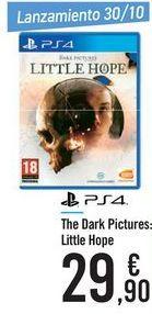 Oferta de The Dark Pictures: Little Hope  por 29,9€
