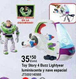 Oferta de Muñecos Toy Story por 35,5€