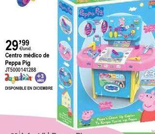 Oferta de Juguetes Peppa pig por 29,99€