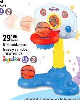 Oferta de Baloncesto por 29,99€