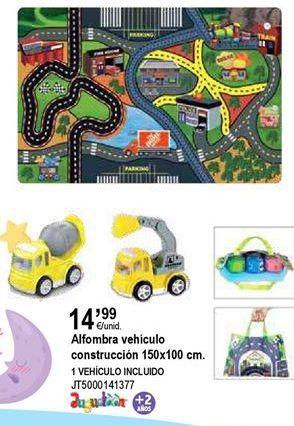 Oferta de Alfombra infantil por 14,99€
