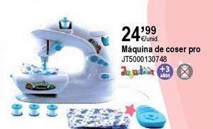 Oferta de Máquina de coser infantil por 24,99€