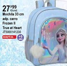 Oferta de Mochila infantil por 27,99€