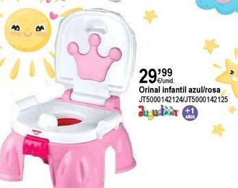 Oferta de Orinal infantil por 29,99€