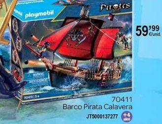 Oferta de Barco de juguete Playmobil por 59,99€