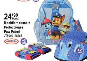 Oferta de Mochila infantil por 24,99€