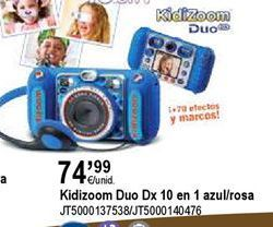 Oferta de Cámara de fotos por 74,99€