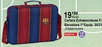 Oferta de Cartera FCB por 19,99€