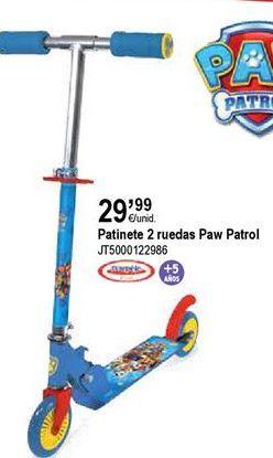 Oferta de Patinete por 29,99€