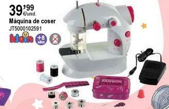 Oferta de Máquina de coser infantil por 39,99€