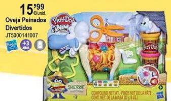 Oferta de Plastelina Play-Doh por 15,99€