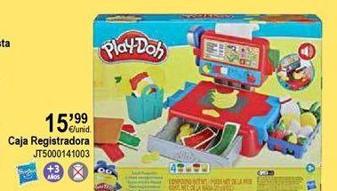 Oferta de Caja registradora de juguete Play-Doh por 15,99€