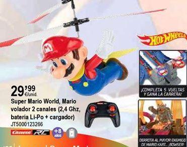 Oferta de Drone Nintendo por 29,99€