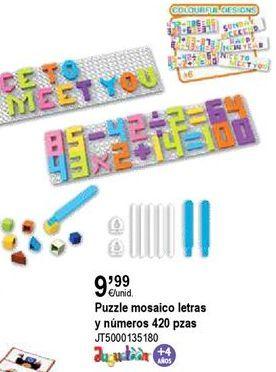 Oferta de Puzzles por 9,99€