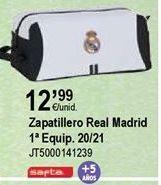 Oferta de Bolsa de deporte Real Madrid por 12,99€