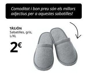 Oferta de Zapatillas por 2€
