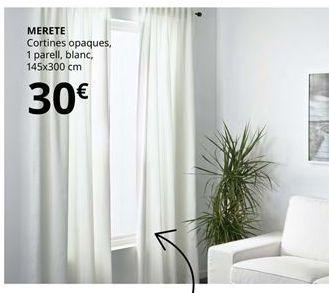 Oferta de Cortinas por 30€