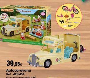 Oferta de Caravana de juguete por 39,95€