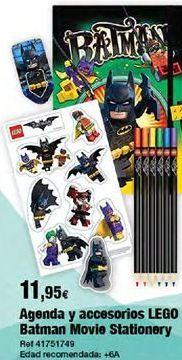 Oferta de Juguetes Batman por 11,95€