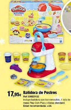 Oferta de Cocina divertida Play-Doh por 17,95€