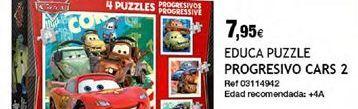 Oferta de Puzzles Educa por 7,95€