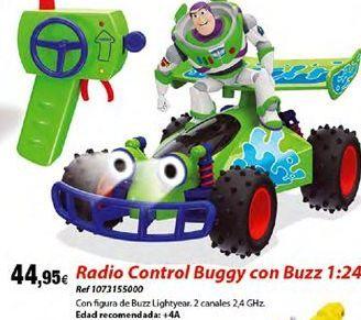 Oferta de Radiocontrol Toy Story por 44,95€