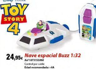 Oferta de Radiocontrol Toy Story por 24,95€
