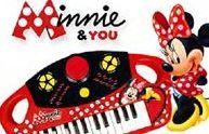 Oferta de Piano de juguete Minnie por