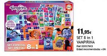 Oferta de Juegos de mesa Educa por 11,95€