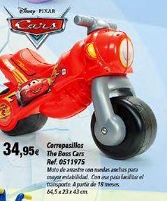 Oferta de Correpasillos Cars por 34,95€