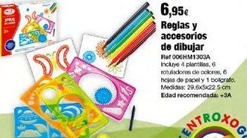Oferta de Reglas por 6,95€