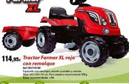 Oferta de Tractor de juguete por 114,95€