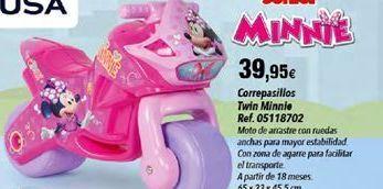 Oferta de Correpasillos Minnie por 39,95€